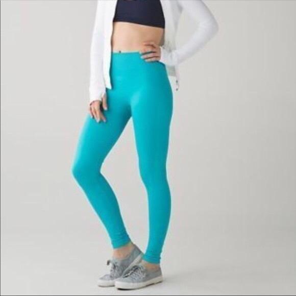 efa33ba531cdd7 lululemon athletica Pants | Lululemon Zone In Tight | Poshmark